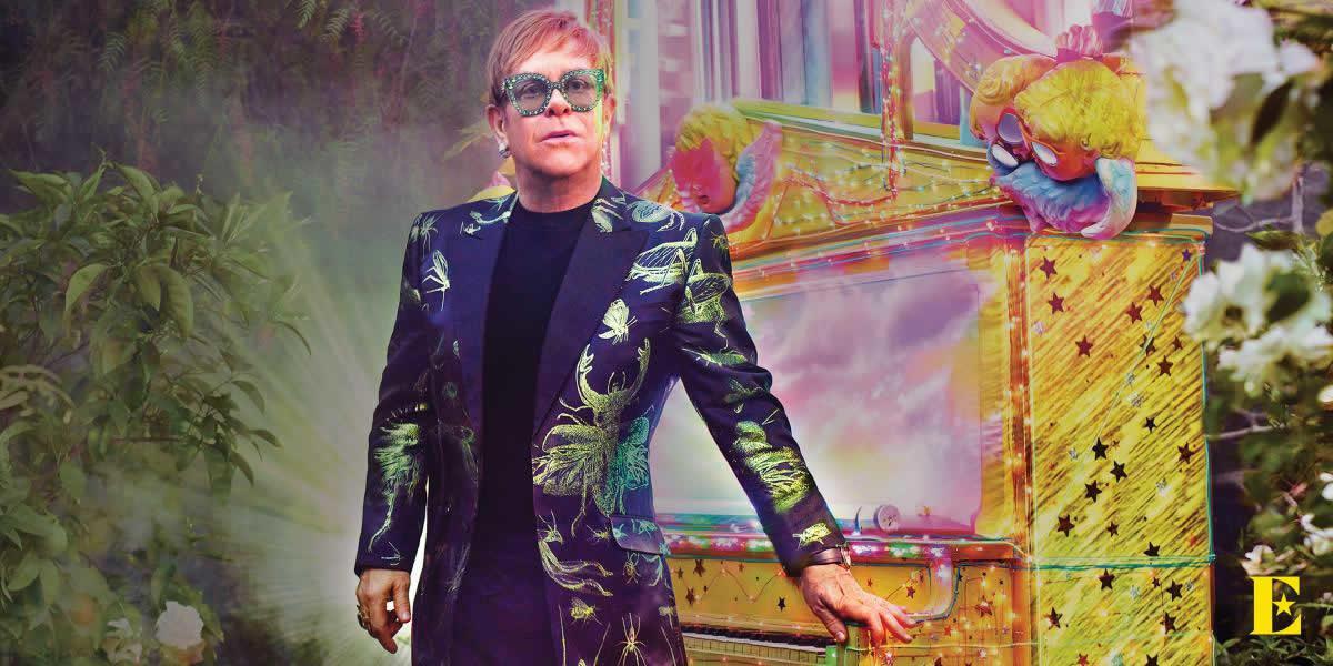 Elton John 2018