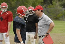 Friday Night Lights Coach Taylor