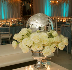 Flowers and disco ball.jpg