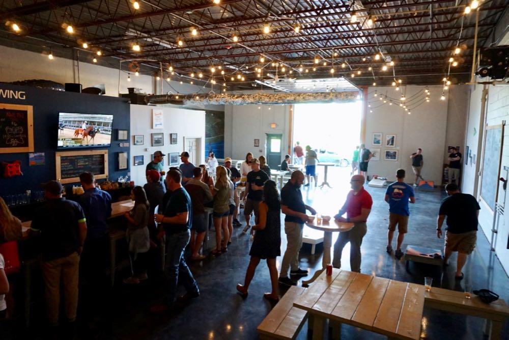 Fort Orange Brewing 2018-July - 2
