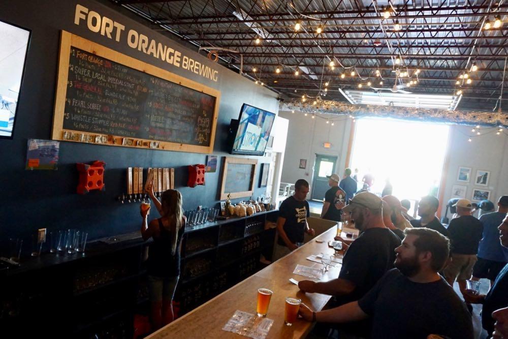 Fort Orange Brewing 2018-July - 3