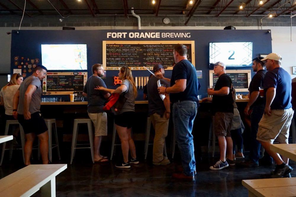Fort Orange Brewing 2018-July - 4