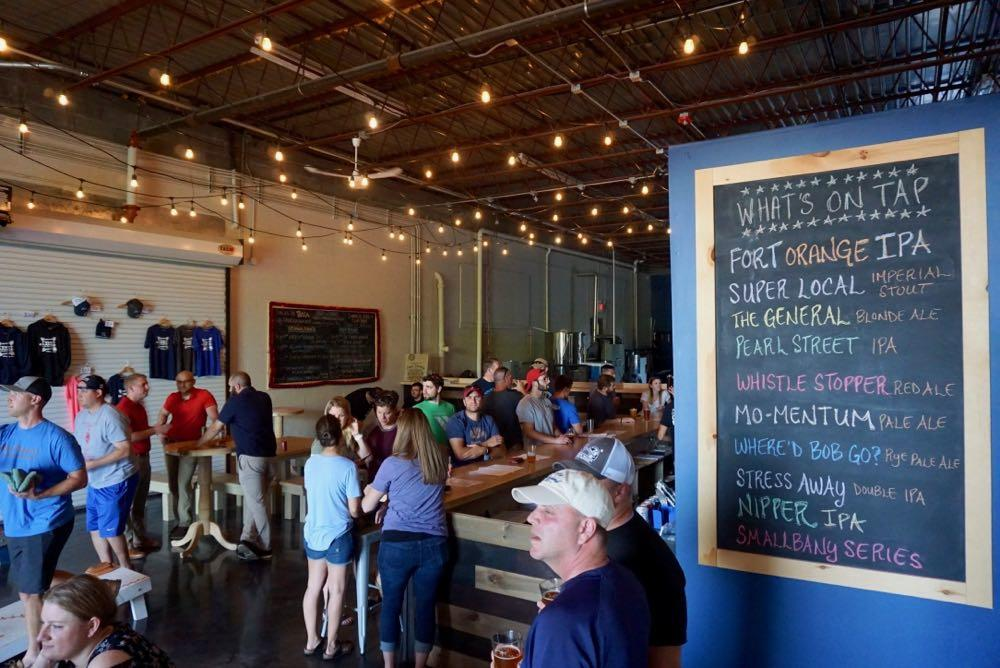 Fort Orange Brewing 2018-July - 5