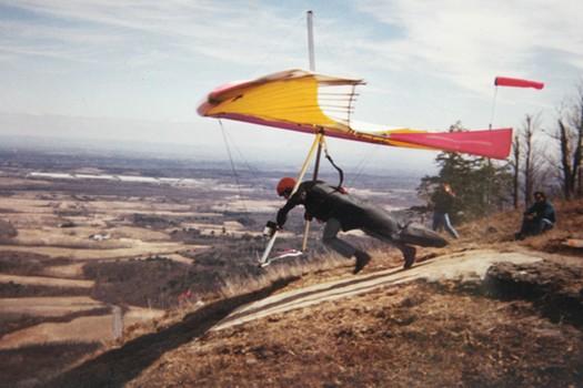 Hang Glider Scan