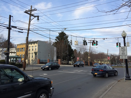 HenryJohnsonBlvd and Livingston Ave