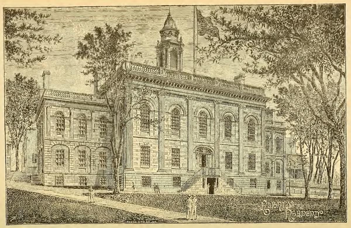 History of Albany Weise Albany Academy