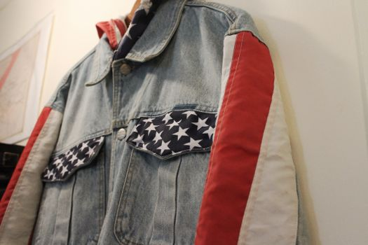 Hudson, The Store, Denim Jacket 2.jpg