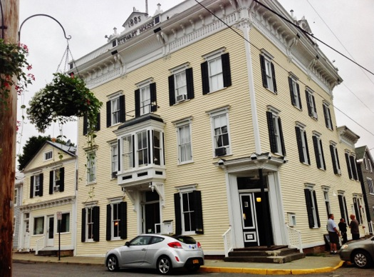 Hudson-Athens Stewart House