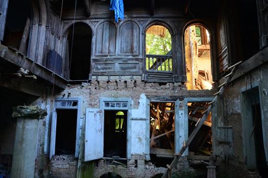 Hudson Valley Ruins  Rinaldi Wyndclyffe
