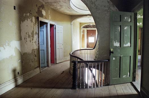 Hudson Valley Ruins Rinaldi Oliver Bronson House