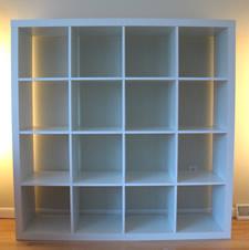IKEA Effektiv bookcase