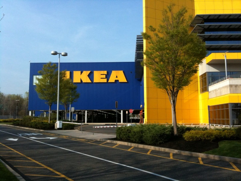 an ikea here well all over albany