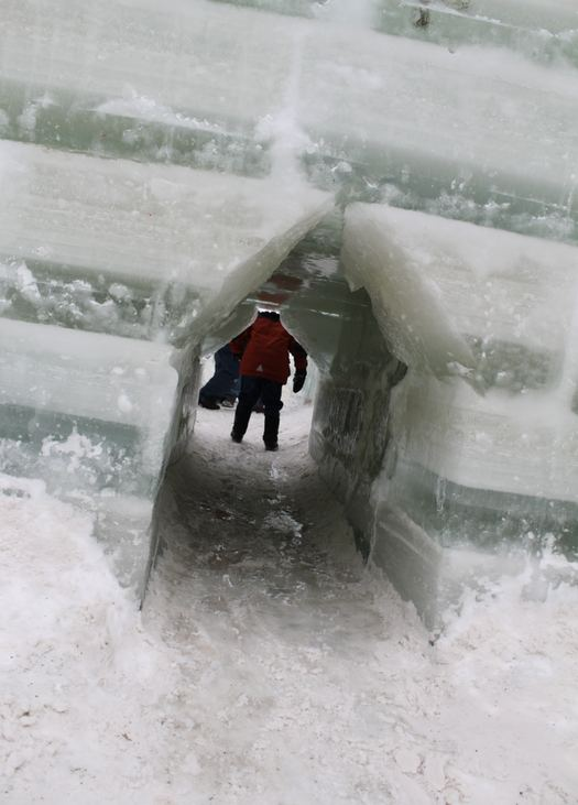 Ice Palace Tunnel