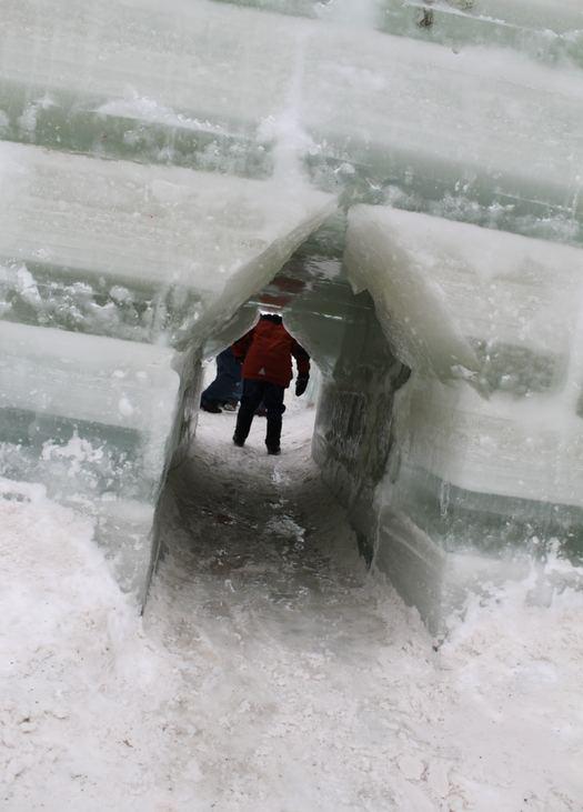 Ice Palace Tunnel