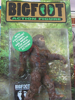 I love books bigfoot