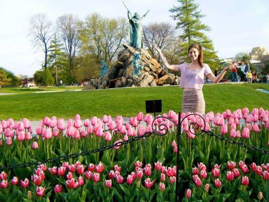 Julie Madsen - tulips