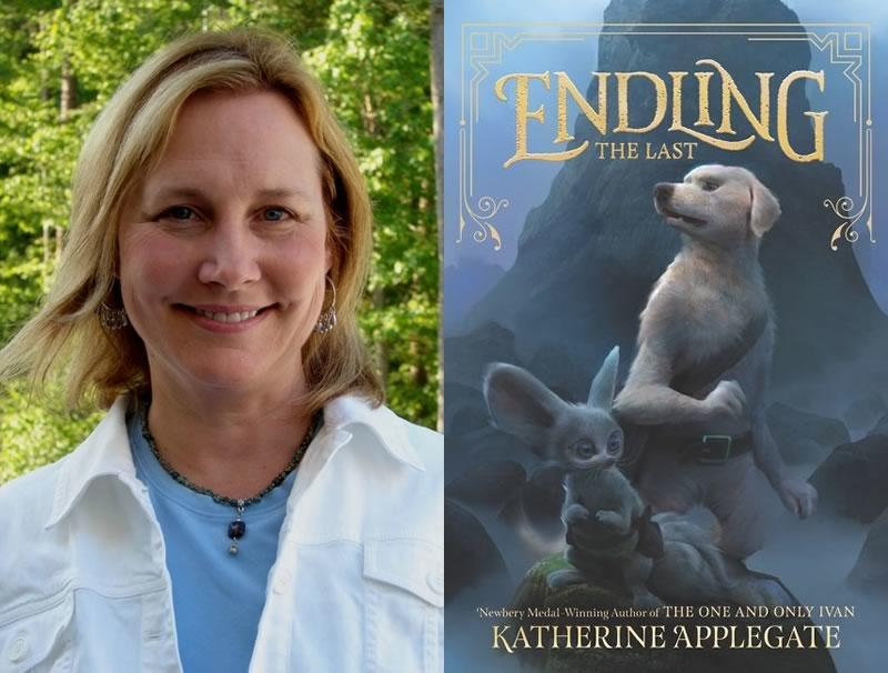 Katherine Applegate Endling book cover