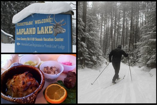 Lapland Lake Composite Food