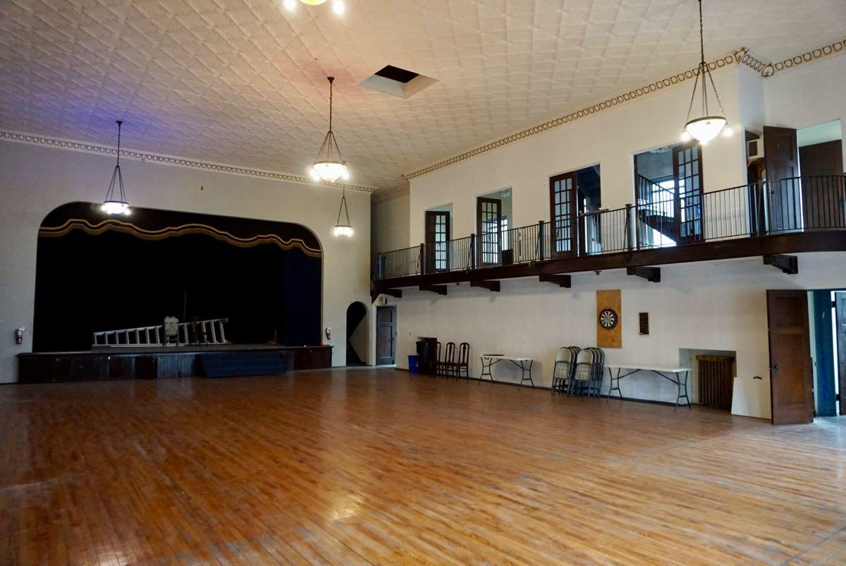 Lark Hall 2018-July auditorium