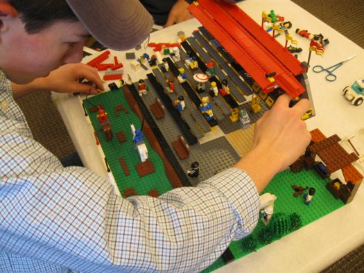 Lego Saratoga Race Course -- in progress.jpg