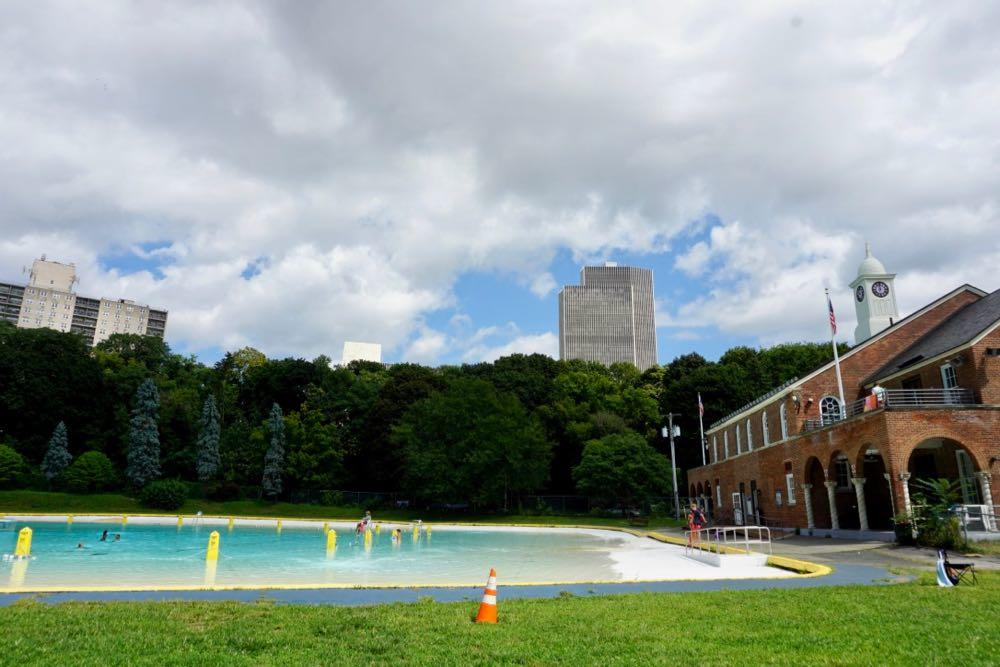 Lincoln Park Pool Corning Tower 2018-08-30