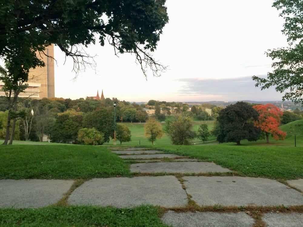 Lincoln Park path