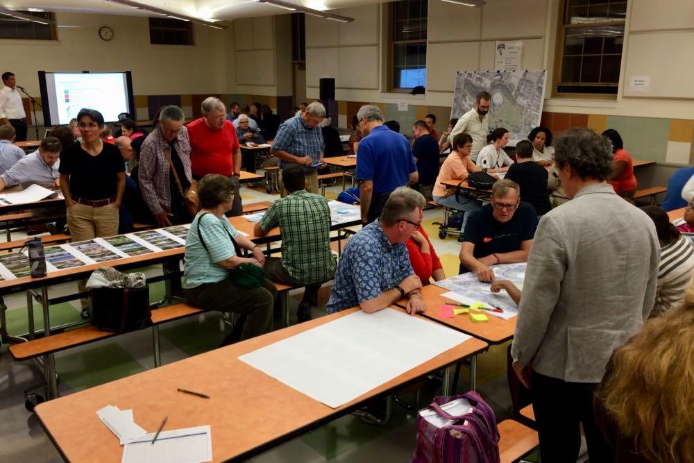 Lincoln Park planning meeting 2018-10-09