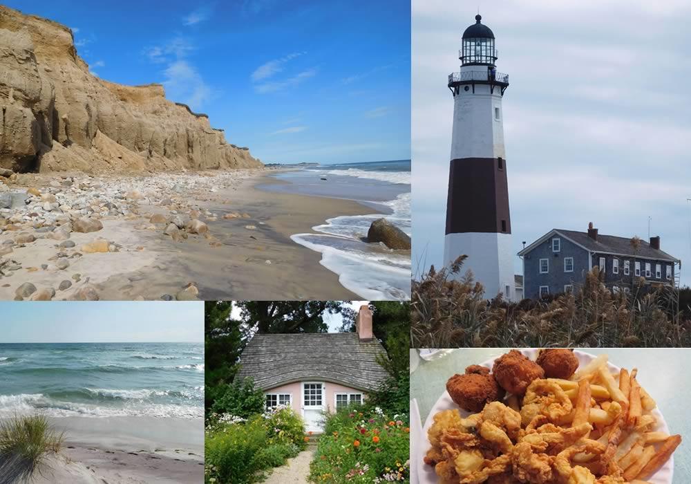 Long Island weekend composite Julie Madsen