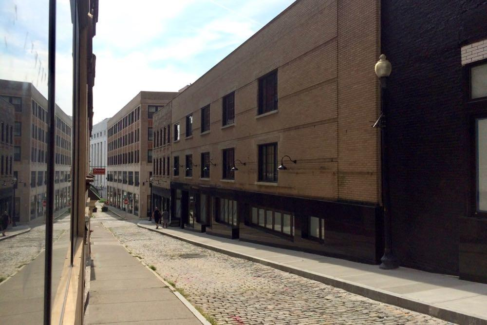 Maiden Lane Albany 2018-August south side