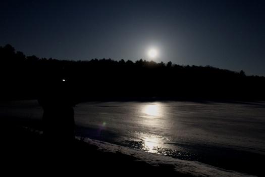 Moon Walk Lake