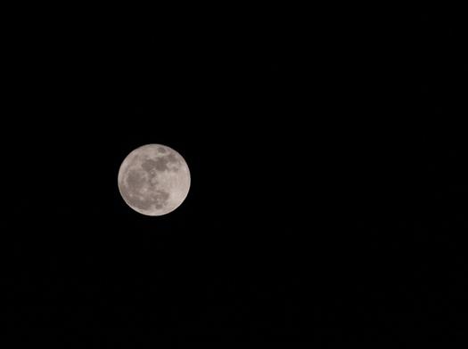 Moon Walk wide moon
