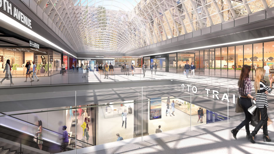 Moynihan Train Hall Construction Starting All Over Albany