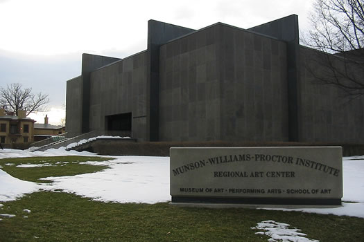 Munson-Williams-Proctor Arts Institute by Jeremy Mancuso