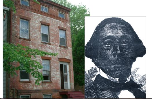 Myers house and Stephen Myers.jpg