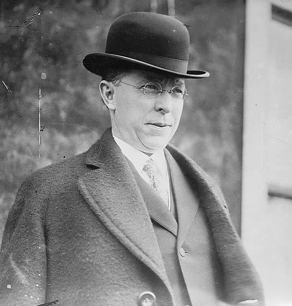 NY Governor Martin H. Glynn