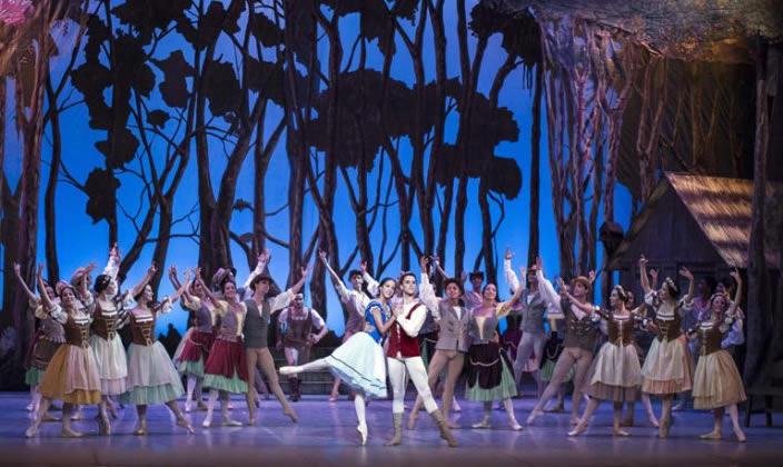 Nationall Ballet of Cuba SPAC