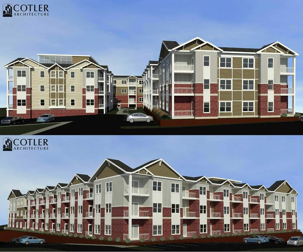 New Scotland Village apartments renderings 2017-December