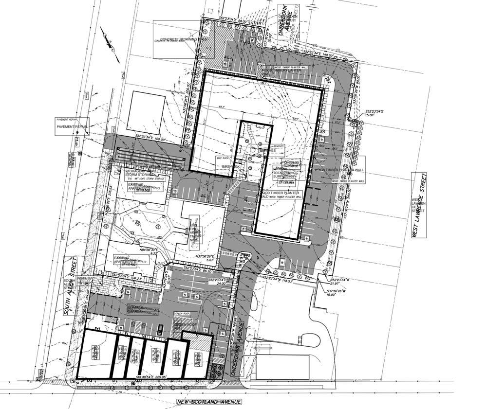 New Scotland Village site plan 2017-December