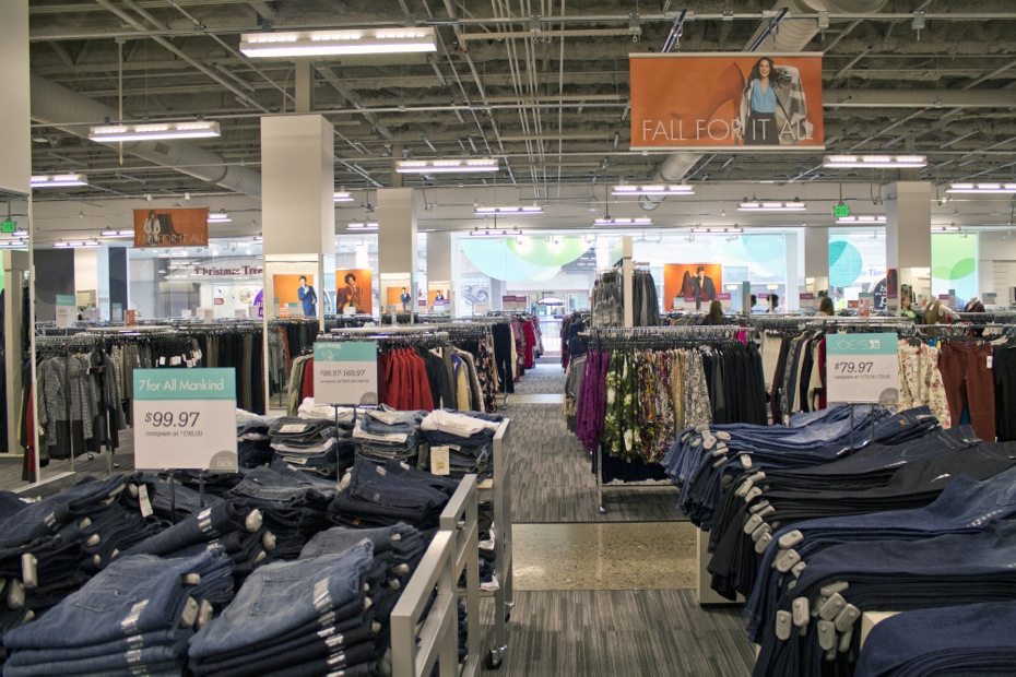 Checking Out Nordstrom Rack At Colonie Center All Over