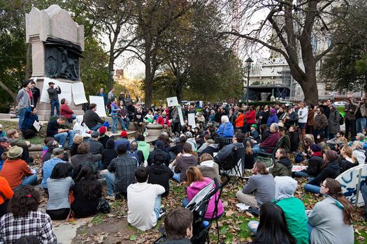 Occupy Albany 2011 Assembly Sebastien Barre.jpg