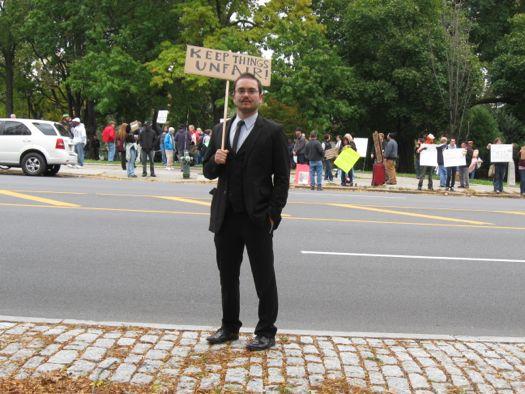 Occupy Albany 2011 John Curtin .jpg