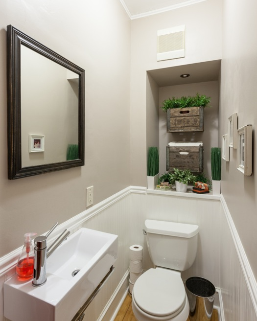 Open House Sears Kit Home bathroom