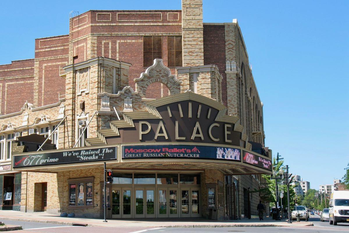Palace Theater Albany exterior