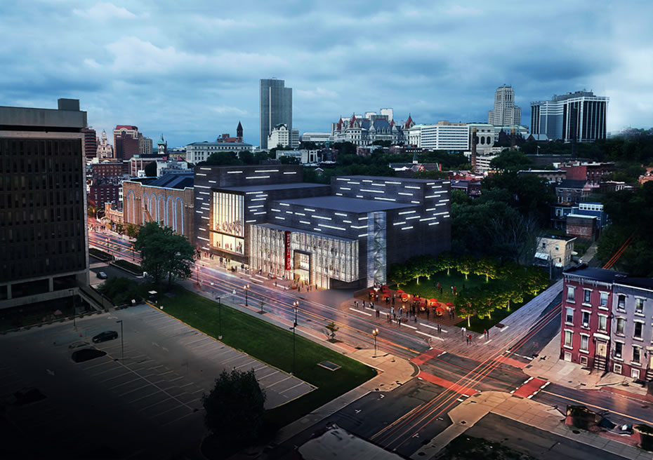 Palace expansion rendering 2016-July from northeast