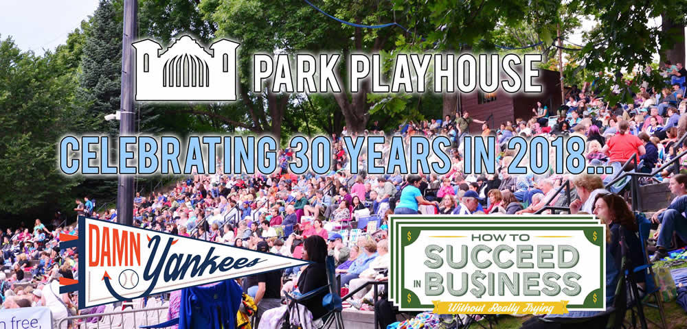 Park Playhouse 2018 promo image