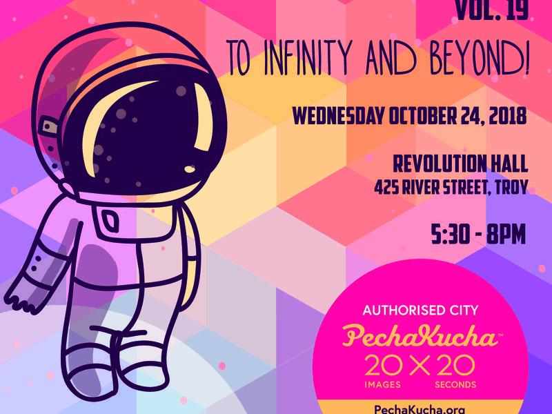 PechaKucha Rev Hall 2018-10-24 poster