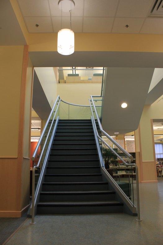 Pine Hills Stairup