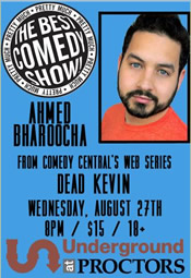Pretty Much the Best Comedy Show poster 2014-August