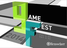 RPI GameFest 2014 logo
