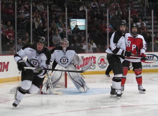 RPI Union hockey Doug Kerr cc